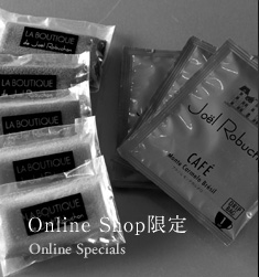 Online Shop限定 Online Shop Only